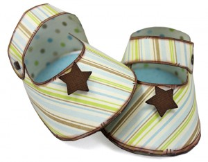Baby Bootie from Pazzles Cutting File CD: Party