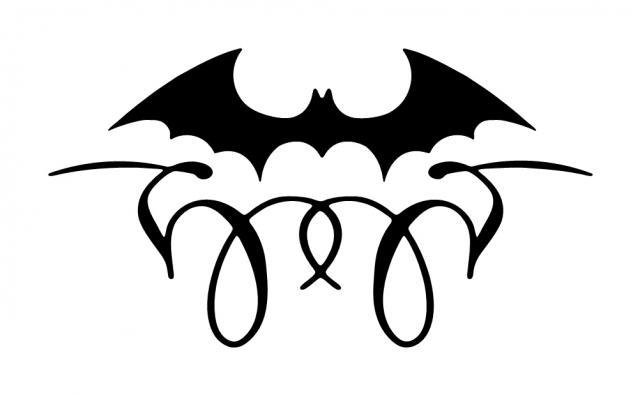 Bat Scroll