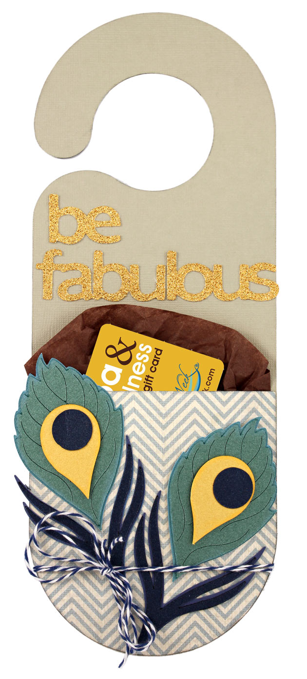 Be-Fabulous-Peacock-Feathers-Door-Hanger-Gift-Card-Holder