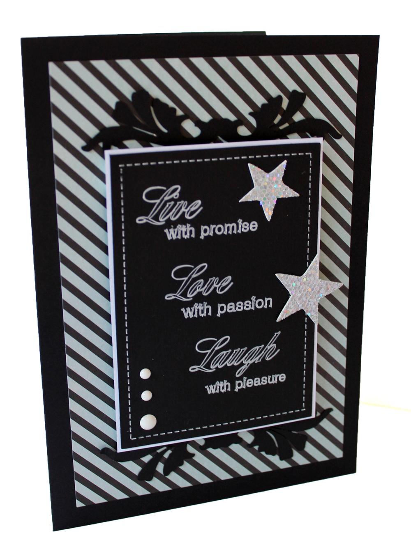 Black-White-Pen-Tool-Card