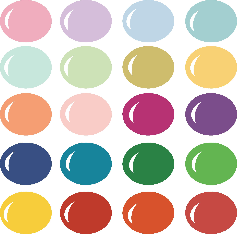 InVue Color Palette: Autumn Harvest 2