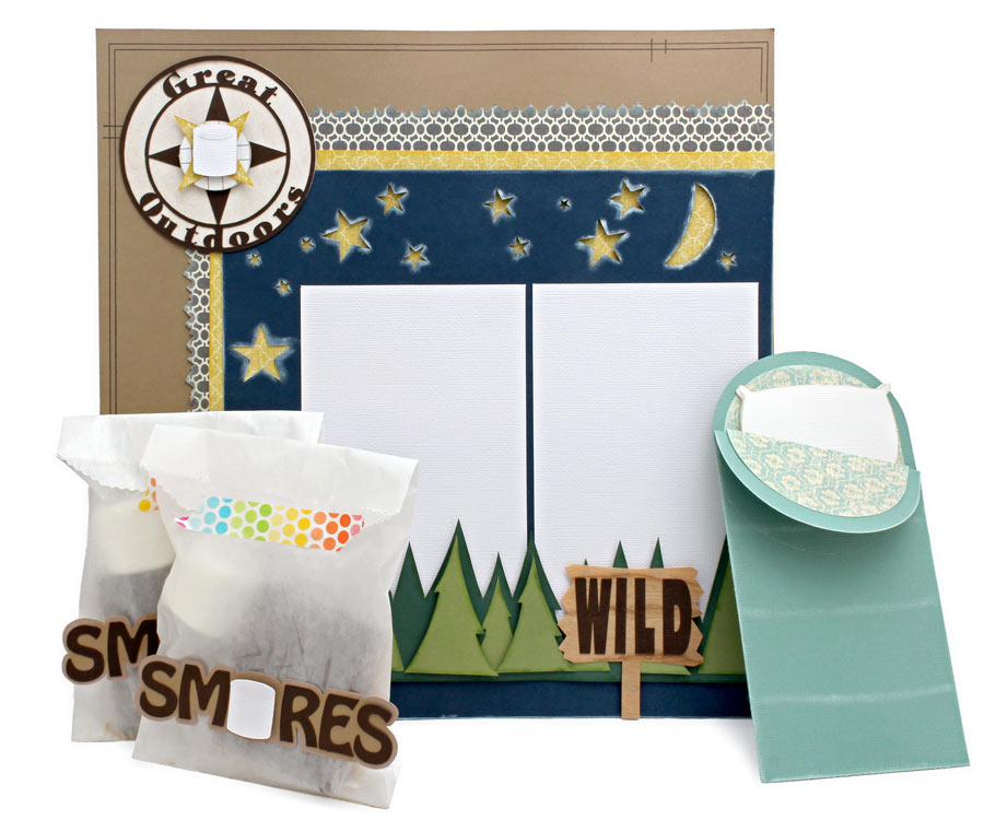 Camp Out Project Example Group