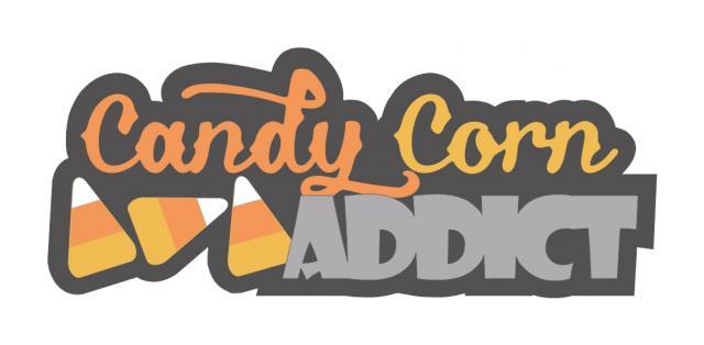 Candy Corn Addict
