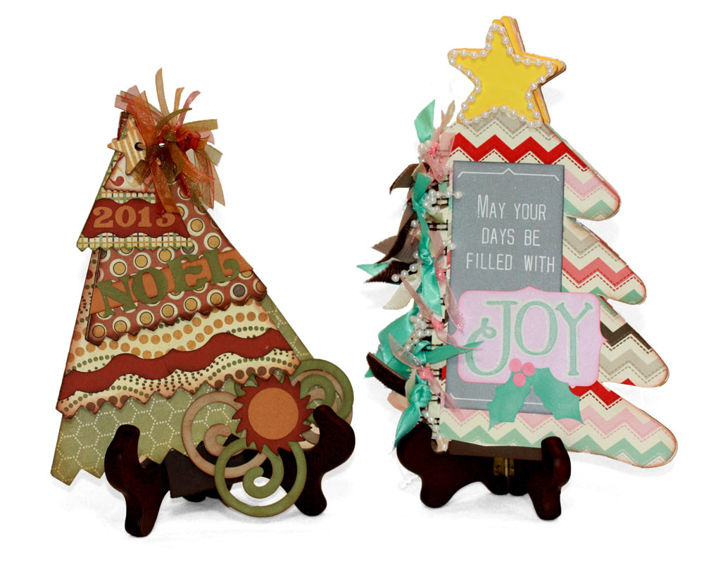Christmas-Tree-Album-Set