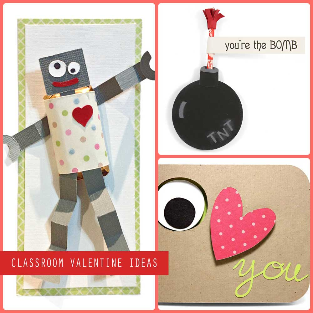 Easy Classroom Valentine Ideas