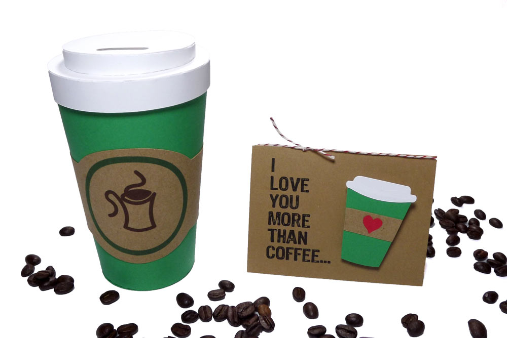 Coffee Cup Cutting Files