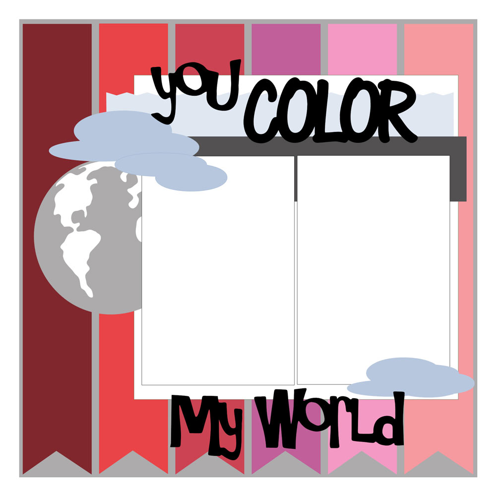 Color My World Layout