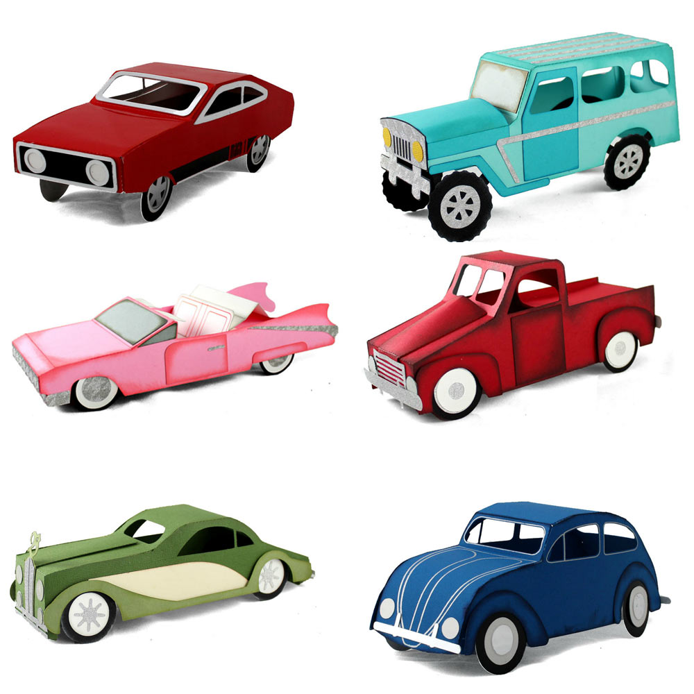 Cool-Cars-Cutting-Collection