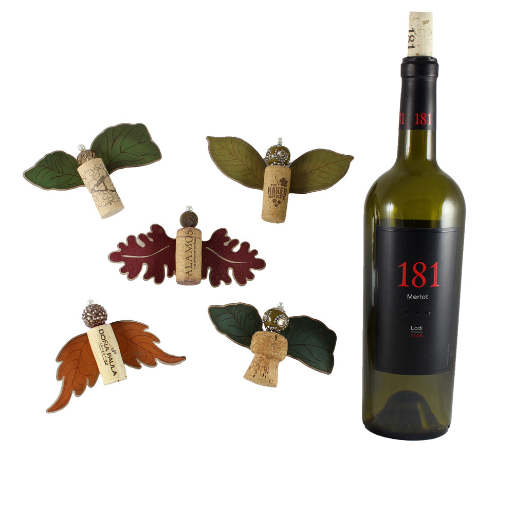 Wine Cork Projects: Wine Cork Fairies