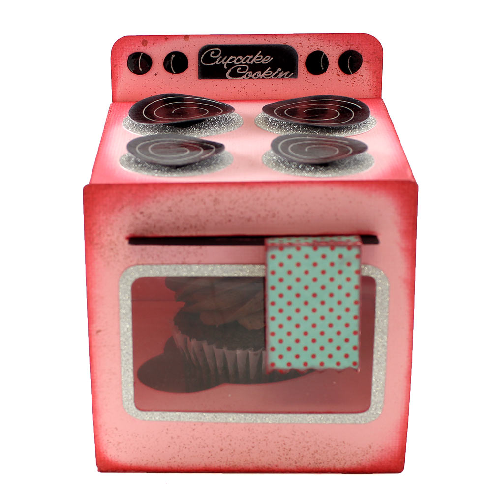 Cupcake Oven Box