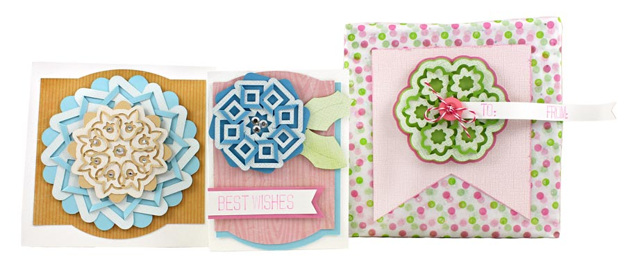 Cut and Fold Collection Projects: Cards and Gift Wrap