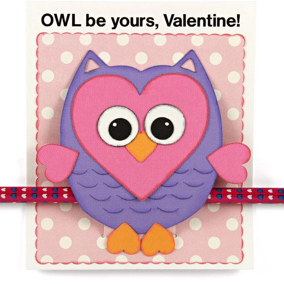 Valentine Card Holder Craft