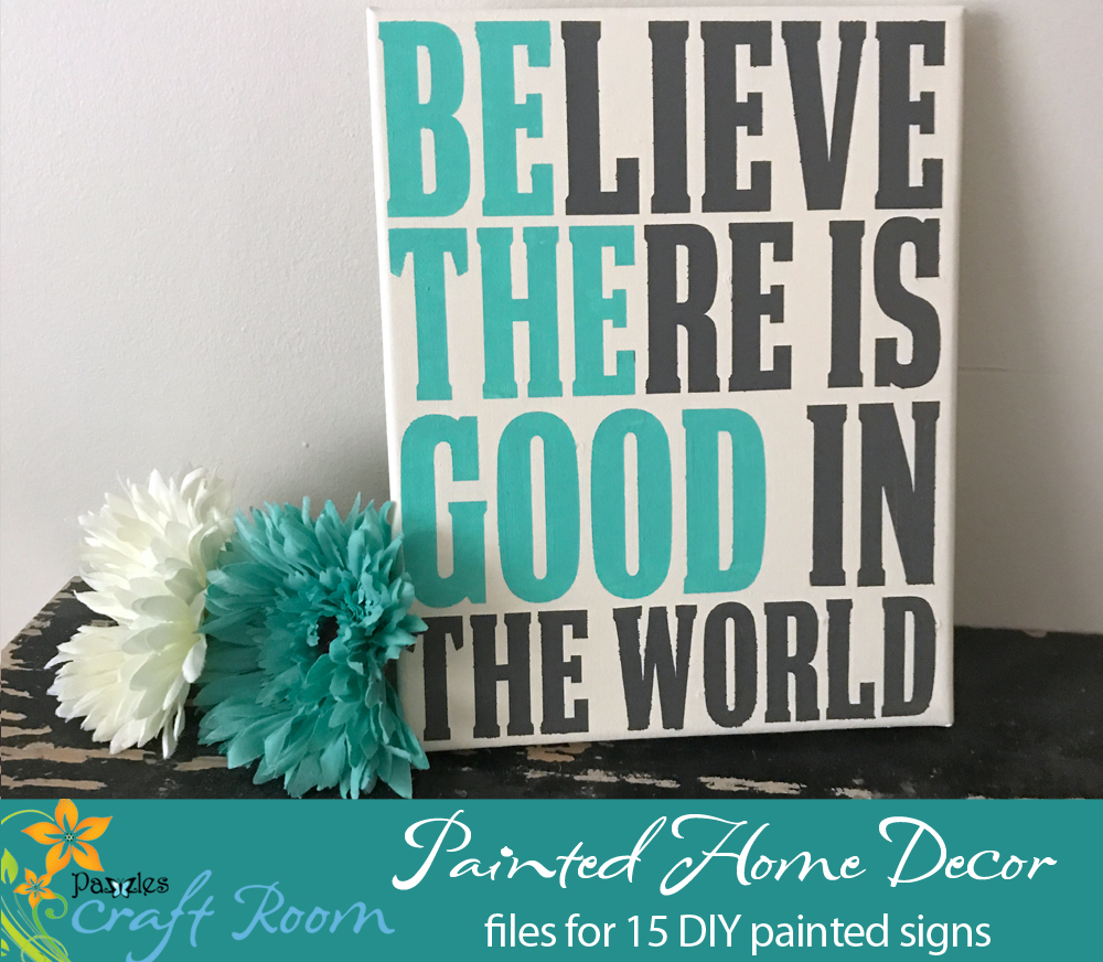 Diy Signs Collection Pazzles Craft Room
