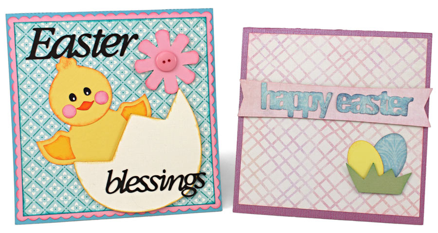 How To Make PopUp Cards Pazzles Craft Room – How to Make a Easter Card