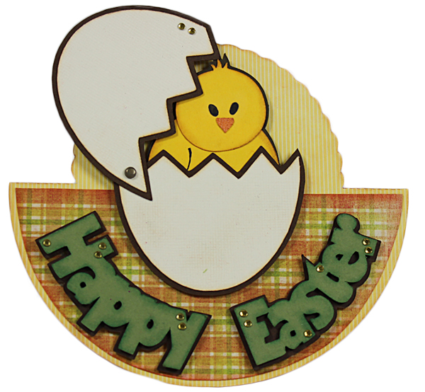 easter egg card pazzles craft room