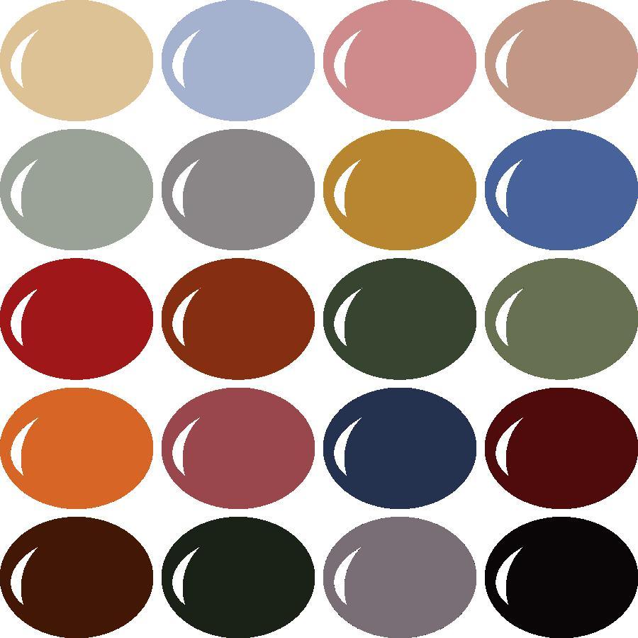 InVue Color Palette: Elf