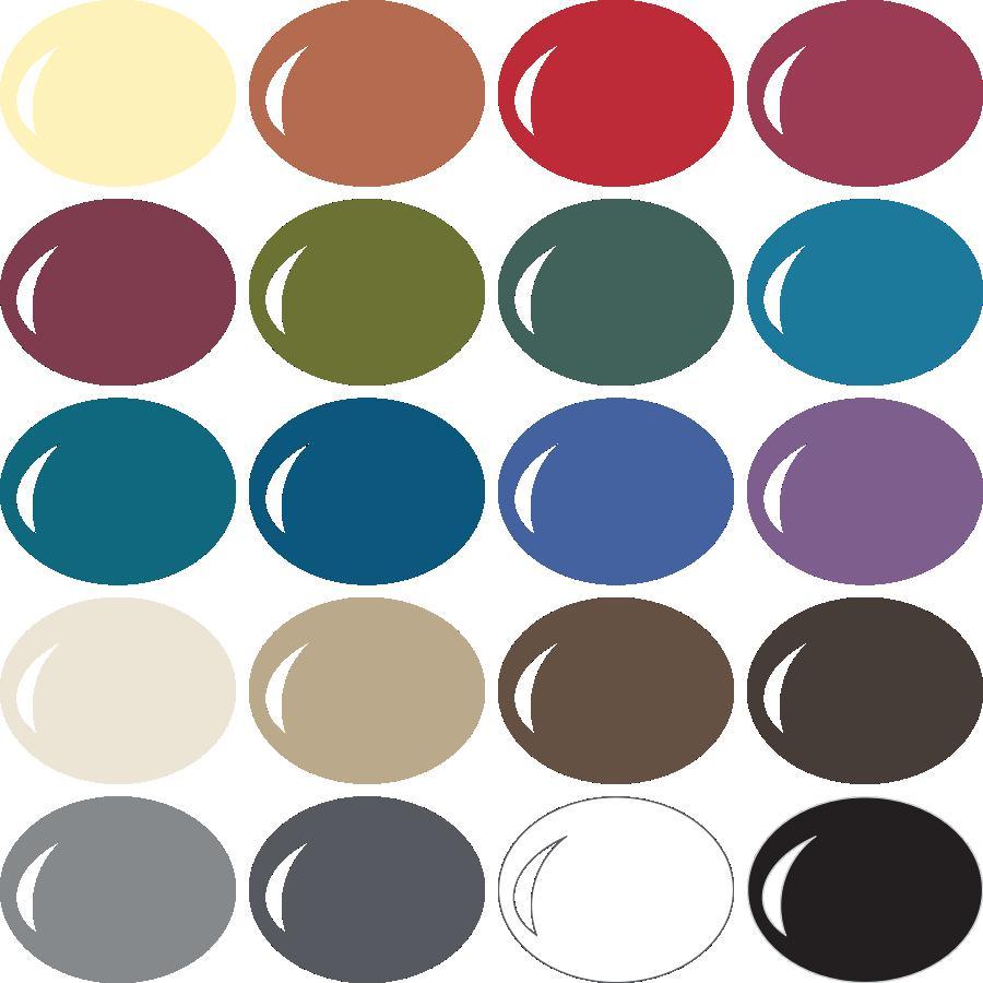 InVue Color Palette: Fun Stampers Journey 2