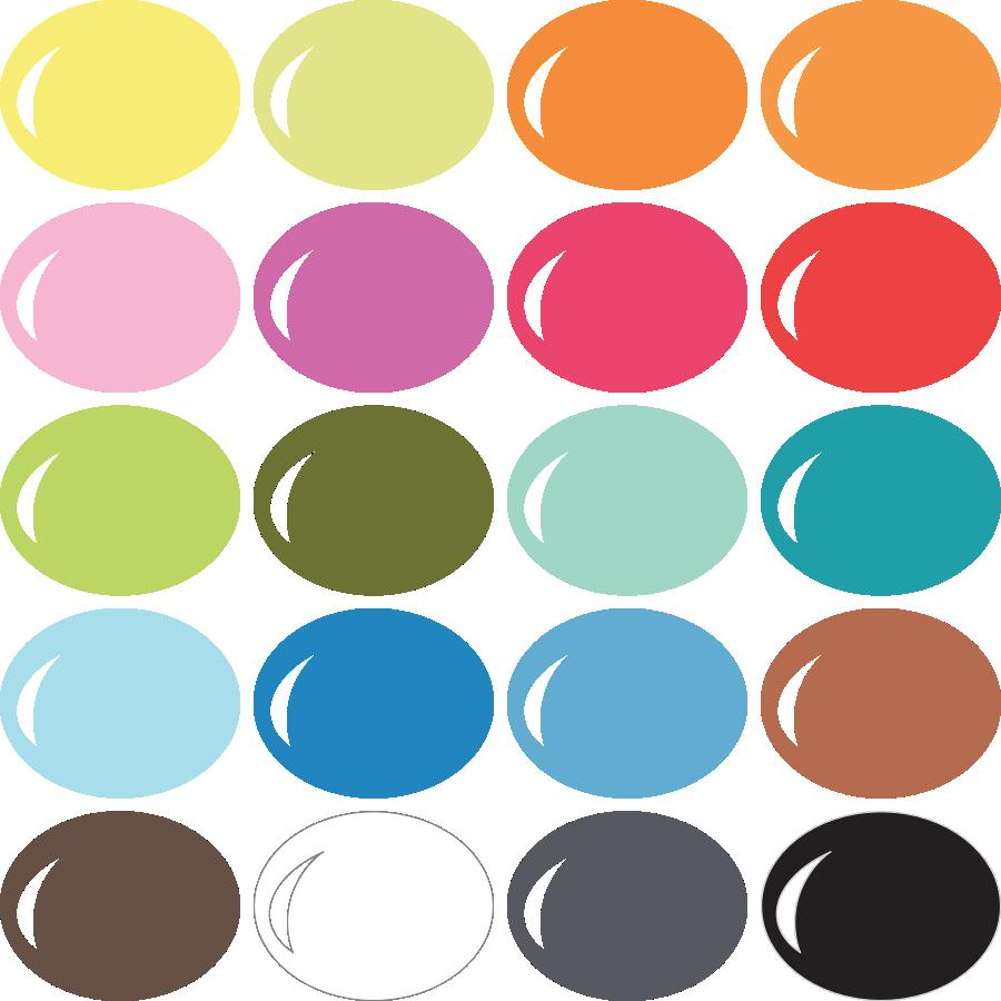 InVue Color Palette: Fun Stampers Journey 3