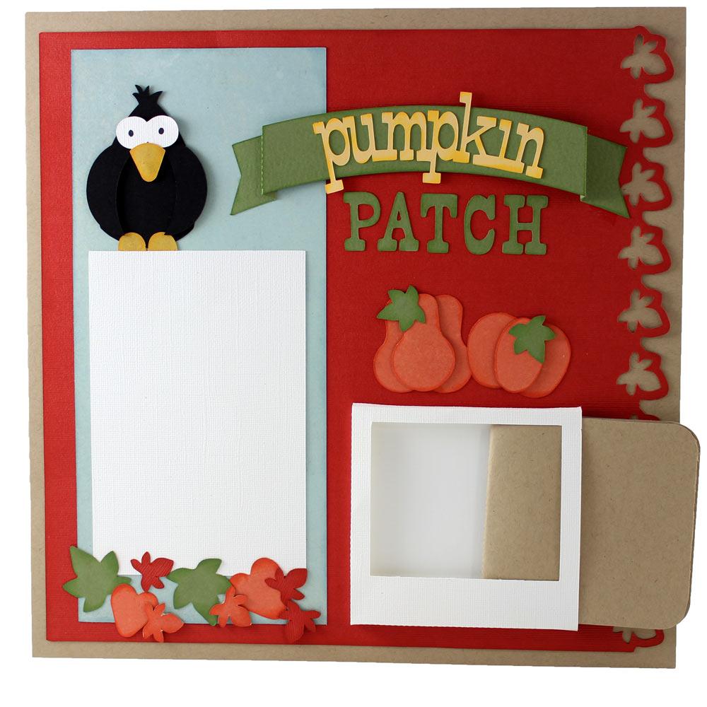 Pumpkin Patch Interactive Layout
