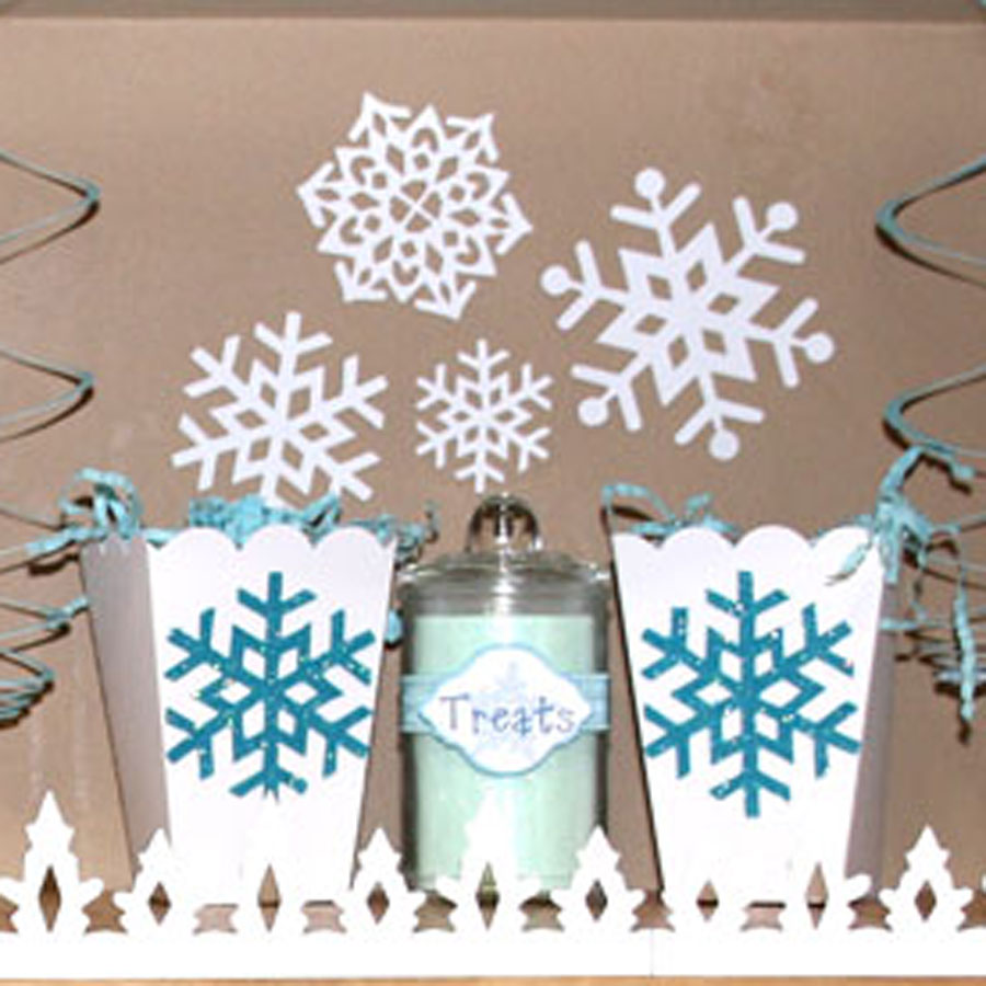 Ice Princess Party Favors