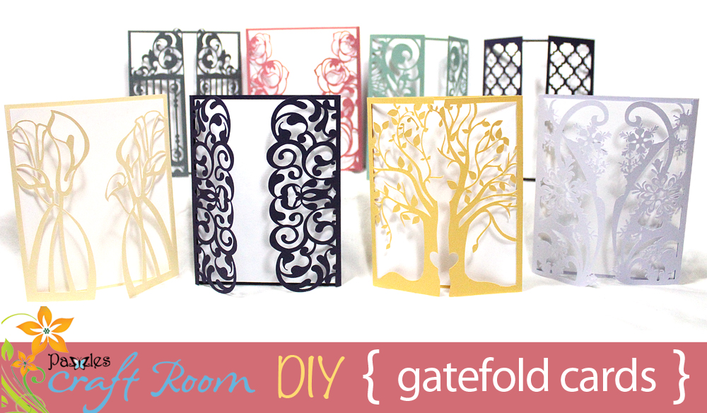 Gatefold Cards Collection Ai Svg Wpc Pazzles Craft Room