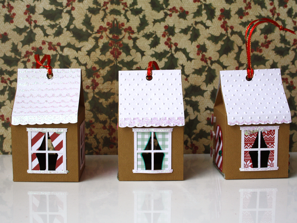 Diy Christmas Ornaments Gingerbread Houses Pazzles