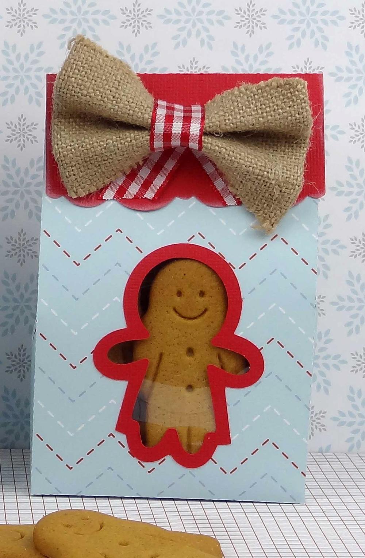 Gingerbread Bag