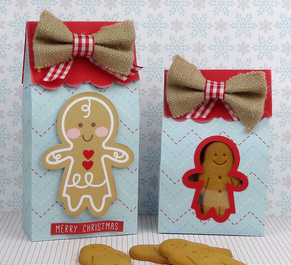 Gingerbread Bag Set