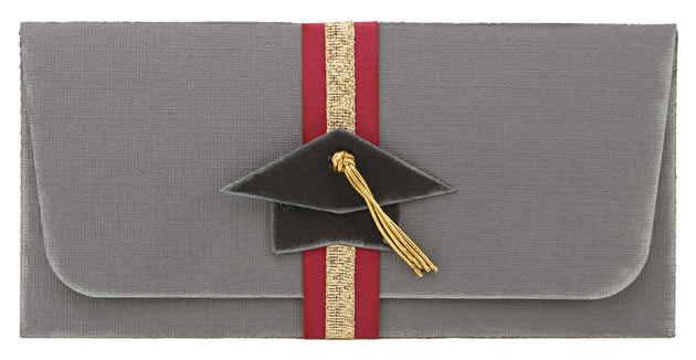 Graduation Money Holder Gift Envelope Outside