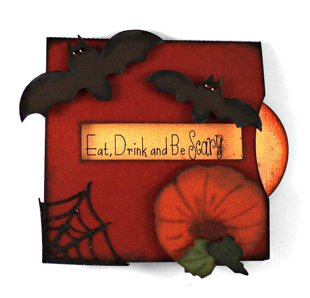 Halloween-Pocket-Card