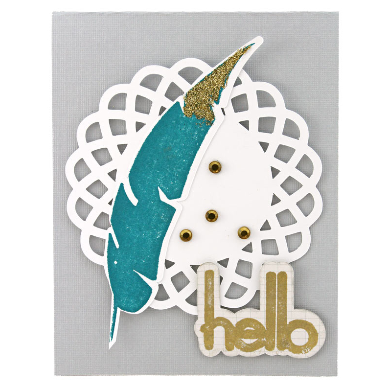Hello-Feather-Make-Your-Own-Stamp-Kit-Card