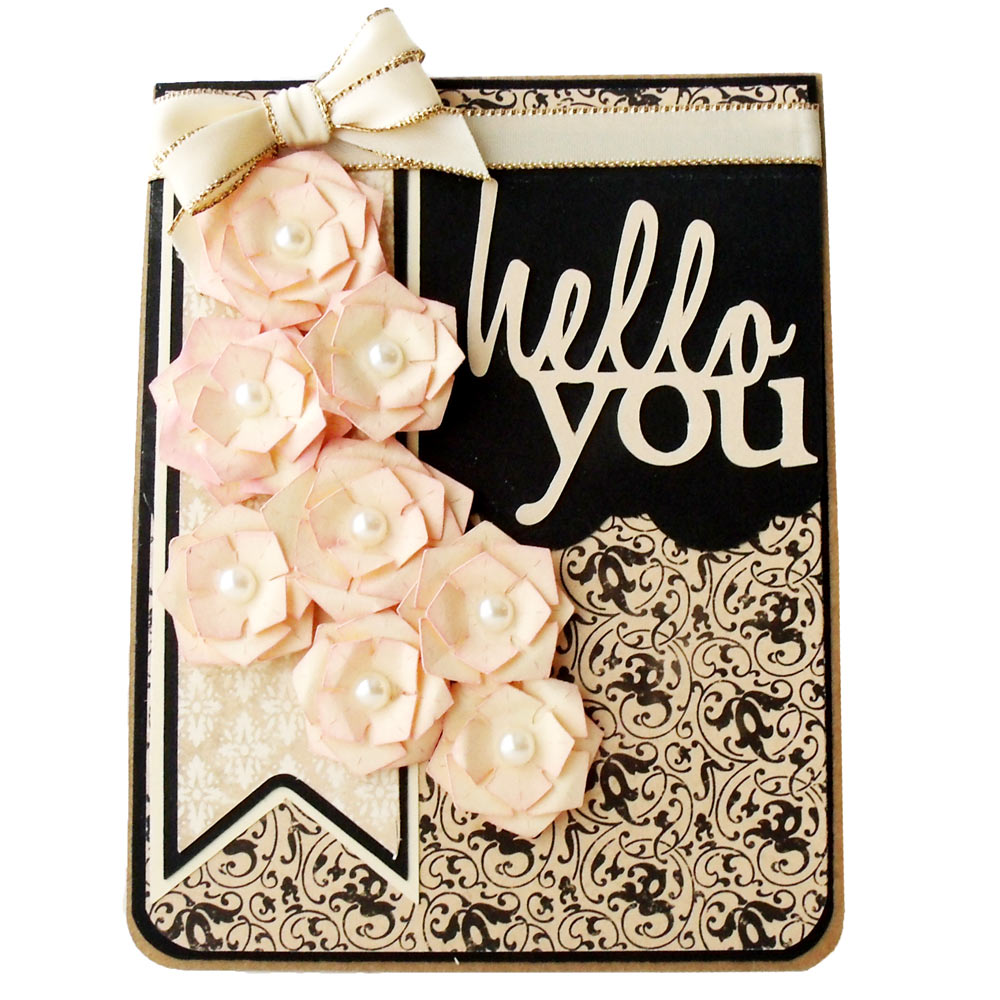 Project Pattern: Hello You Card