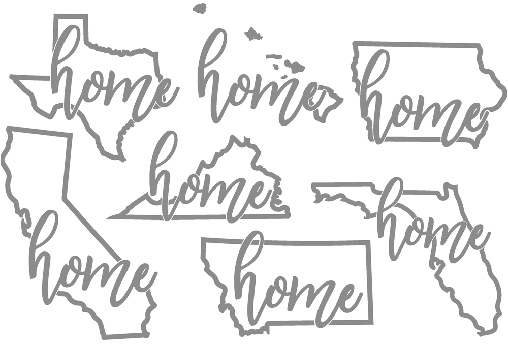 Home State Collection