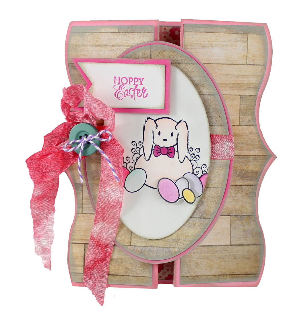 Hoppy-Easter-Card