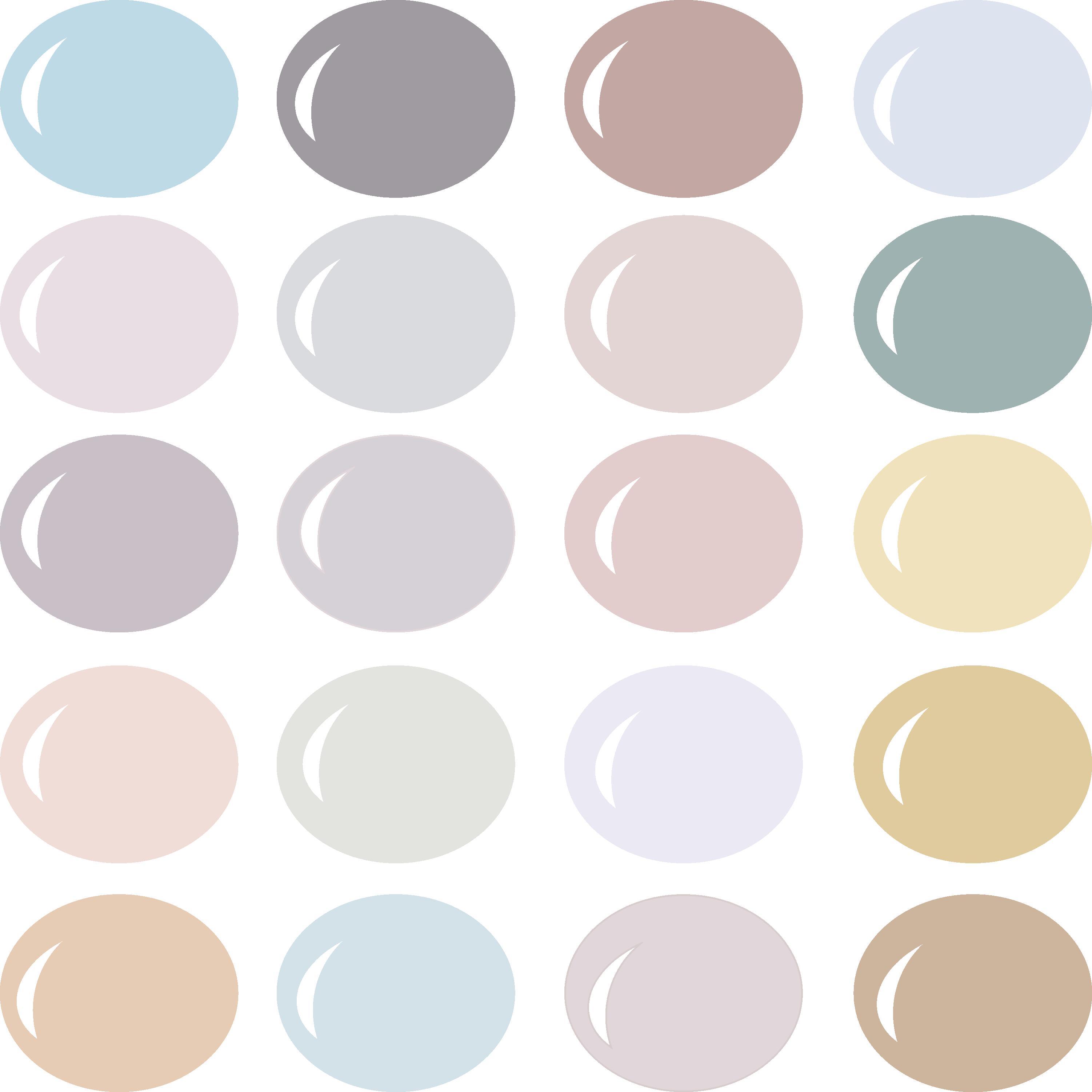 InVue Color Palette: I Do