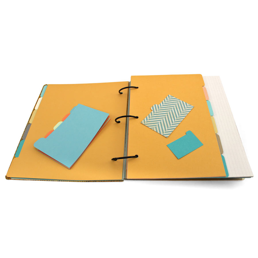 Junk-Journal-Tab-Examples