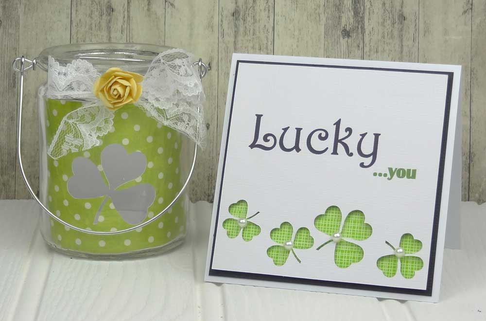 Lucky You St. Patrick's Day Craft