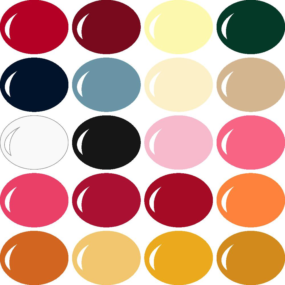 Pazzles Color Palette