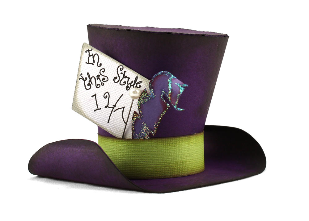Mad Hatter Tea Party Collection Pazzles Craft Room