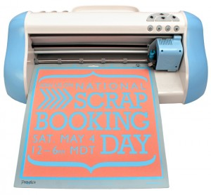 National Scrapbook Day May 4th 2013 Join Pazzles Craft Room for fun!
