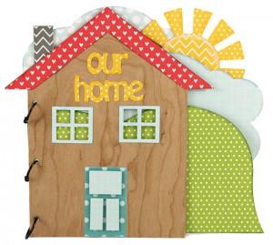 Our Home Mini Album