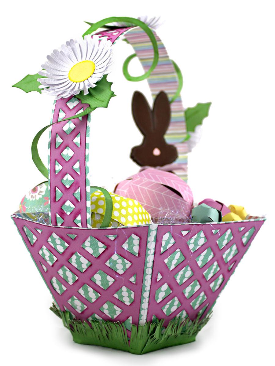 ... For Kids , Milk Jug Easter Basket Craft , Easter Basket Template