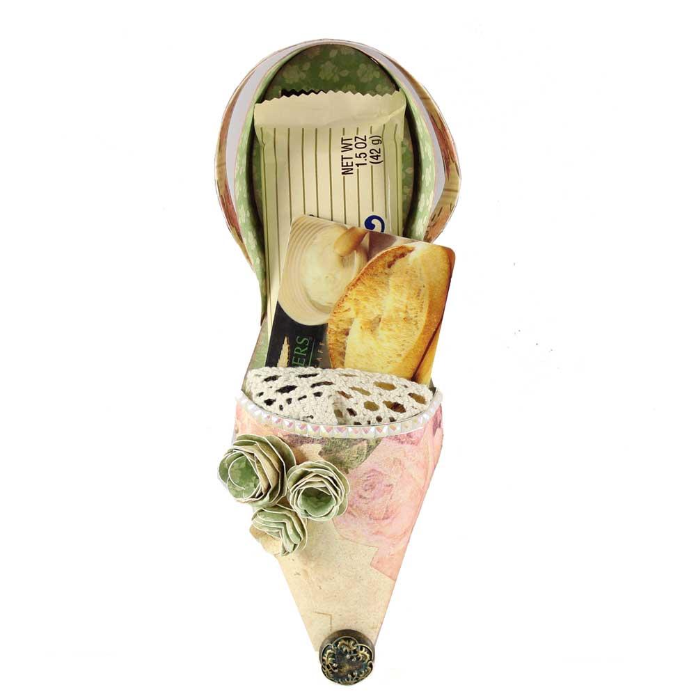 Paper Fairy Shoe