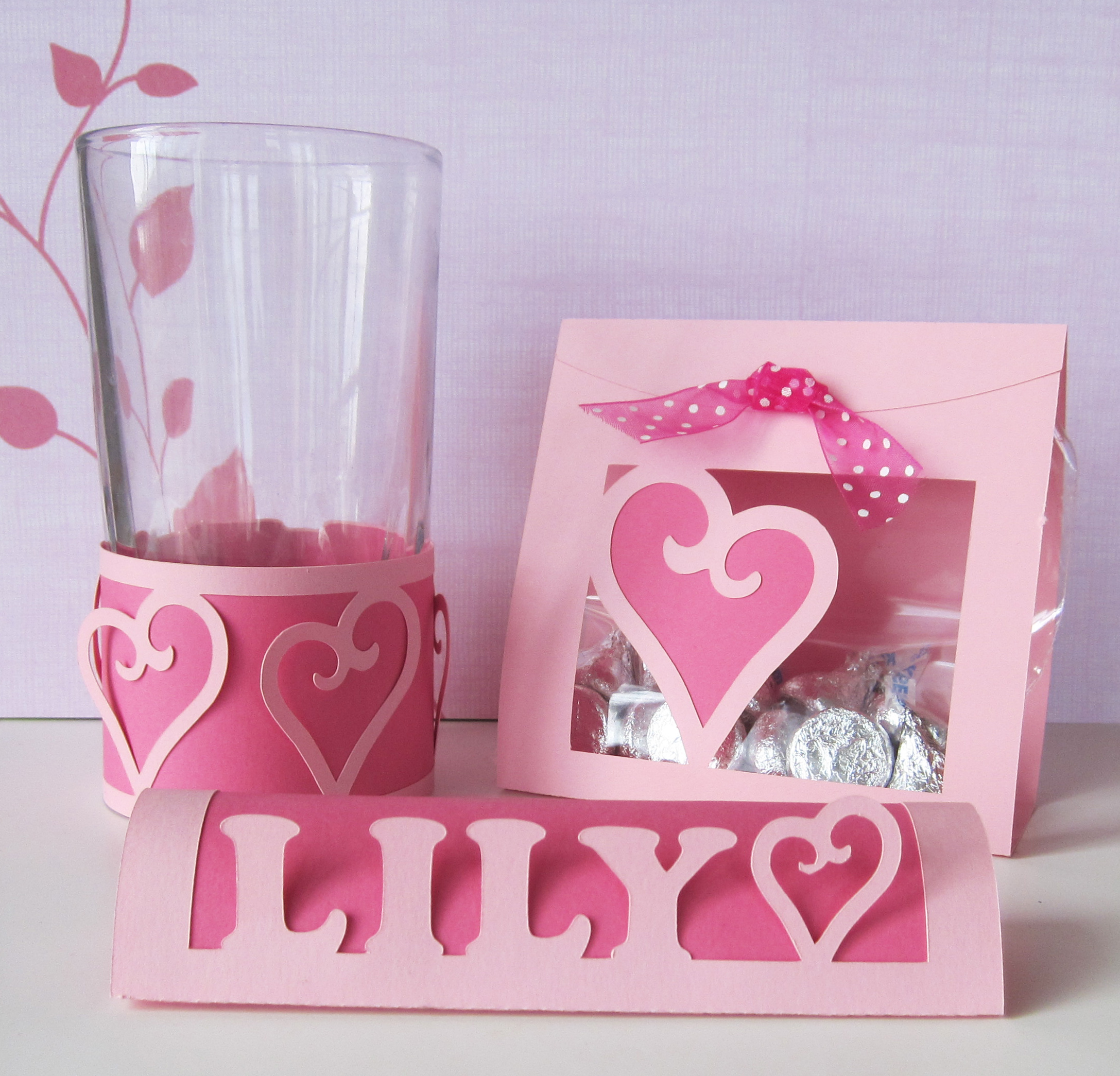 Valentines Party Set with Subtract Weld