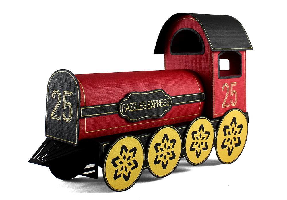 Pazzles-Express-Engine
