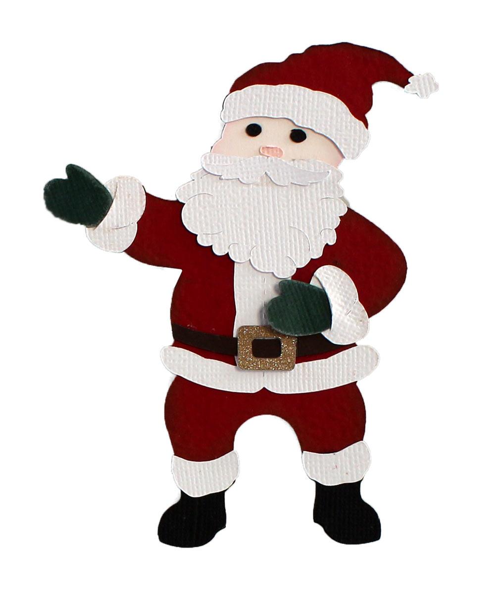 Pazzles-Express-Santa-Standing