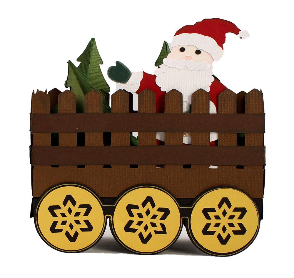 Pazzles-Express-Santa