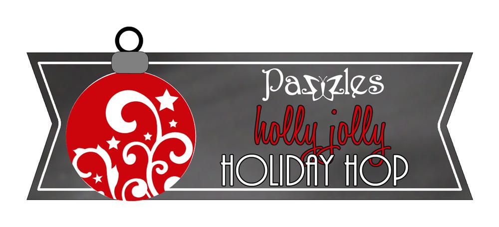 Pazzles Holiday Blog Hop