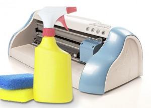Pazzles Inspiration Creative Cutter Maintenance