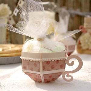 Prima and Pazzles Fairy Rhymes Tea Cup Party Favor